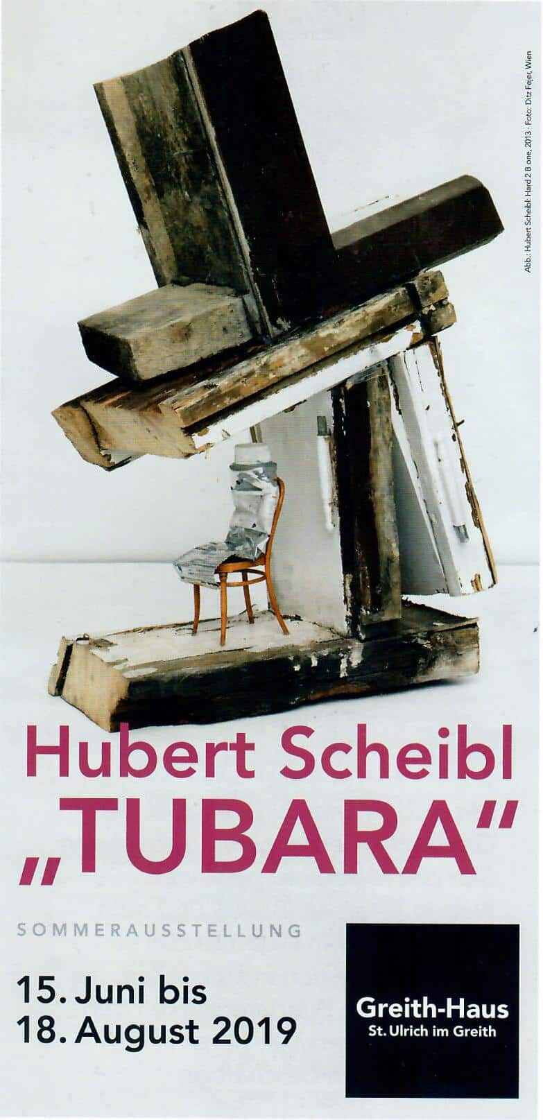 Folder Hubert Scheibl